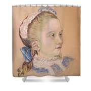 Maria Fredrika Shower Curtain