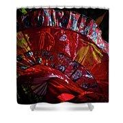 Mariachi Dancer 1 Shower Curtain