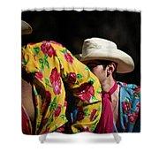 Mariachi Dancer 2 Shower Curtain