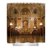 Marianische Mannerkongregation Munich Shower Curtain
