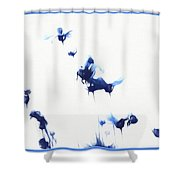 Marias Song Shower Curtain