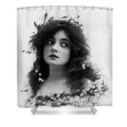 Marie Doro 1902 Shower Curtain
