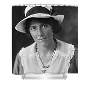 Marie Stopes (1880-1958) Shower Curtain