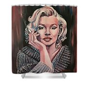 Marilyn Shower Curtain