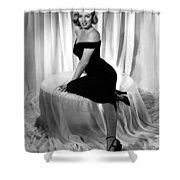 Marilyn Monroe Publicity Shot The Asphalt Jungle Shower Curtain