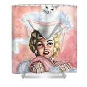 Marilyne Shower Curtain