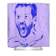 Marin Cilic Shower Curtain
