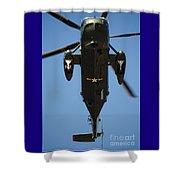 Marine One Shower Curtain
