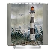 Mariners Guiding Light Shower Curtain