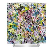 Mariposas En Tu Alma Shower Curtain