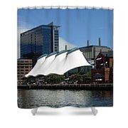 Maritime Baltimore Shower Curtain