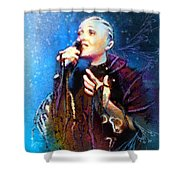Mariza Shower Curtain
