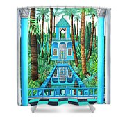 Marjorelle Reflections Shower Curtain