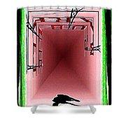 Market Walk Shower Curtain