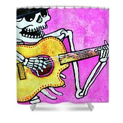 Marlo's Song Shower Curtain