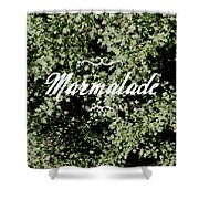 Marmalade Shower Curtain