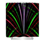 Marquee Shower Curtain