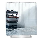 Marquette Il Shower Curtain