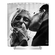 Marrying At 100 Shower Curtain by Granger