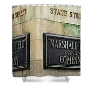Marshal Field And Company Shower Curtain