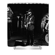 Marshall Tucker Band At Winterland 2 Shower Curtain