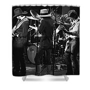 Marshall Tucker Band With Jimmy Hall 2 Shower Curtain