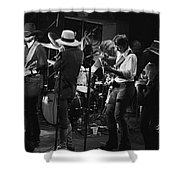 Marshall Tucker Band With Jimmy Hall 3 Shower Curtain