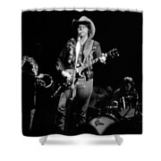Marshall Tucker Winterland 1975 #2 Shower Curtain