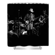 Marshall Tucker Winterland 1975 #21 Shower Curtain