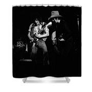 Marshall Tucker Winterland 1975 #28 With Elvin Shower Curtain