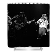 Marshall Tucker Winterland 1975 #35 Shower Curtain