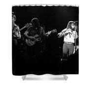 Marshall Tucker Winterland 1975 #37 Shower Curtain