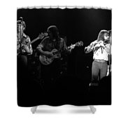 Marshall Tucker Winterland 1975 #37 Crop 2 Shower Curtain
