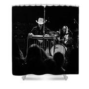 Marshall Tucker Winterland 1975 #58 Shower Curtain