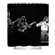 Marshall Tucker Winterland 1975 #7 Shower Curtain
