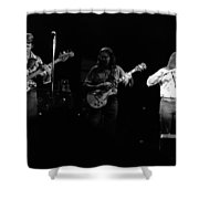 Marshall Tucker Winterland 1975 #8 Shower Curtain