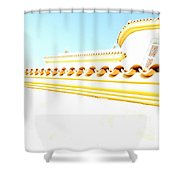 Marshan Shower Curtain