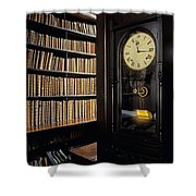 Marshs Library, Dublin City, Ireland Shower Curtain