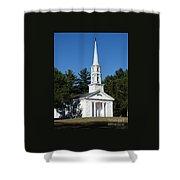 Martha-mary Chapel Shower Curtain