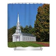 Martha Mary Chapel Shower Curtain