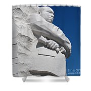 Martin Luther King Jr. Memorial - Washington Dc Shower Curtain