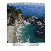 Marvelous Mcway Falls Shower Curtain