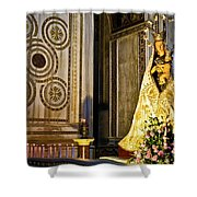 Mary And Baby Jesus In Palermo Shower Curtain