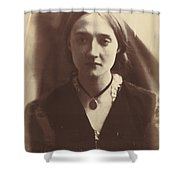 Mary Fisher Shower Curtain