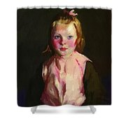 Mary O Dee 1913 Shower Curtain