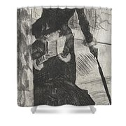 Mary Stevenson Cassatt Shower Curtain
