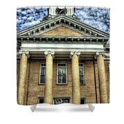Maryville Tennessee Courthouse  Shower Curtain