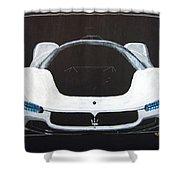 Maserati Birdcage 75th Concept Shower Curtain