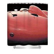Maserati Butt Shower Curtain