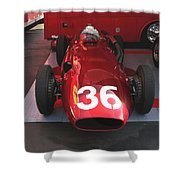 Maserati F-250 Si  Shower Curtain
